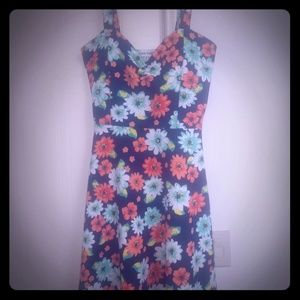 Almost Famous Summer Floral Dress